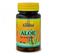 Aloe vera 250 mg. 60 comprimidos