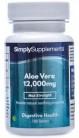 Aloe Vera 12,000mg Extra Fuerte | Efectos calmantes para mejorar la digestión