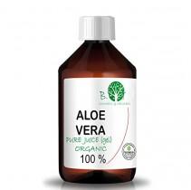 biOty garden Gel Zumo de Aloe Vera 99.9 % Puro Ecológico (1000 ml)