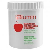 Blumin Mascarilla de Pelo/Mascarilla para el Cabello de Aloe Vera y Manzana