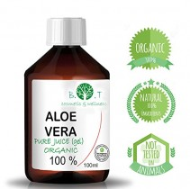 B.O.T cosmetic & wellness Gel Zumo de Aloe Vera 99.9 %