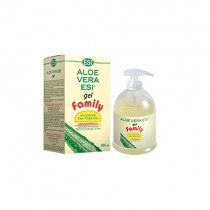 ESI Aloe Veragel with Vitamin E and Tea Tree Oil 500ml by ESI