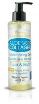 Gel de Aloe Vera y Colágeno Antiarrugas