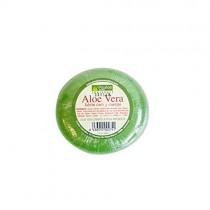 Jabón de Aloe Vera y Rosa Mosqueta para Cara y Cuerpo 100gr
