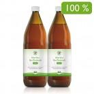 Jugo 100% orgánico de Aloe Vera | Fileteado a mano