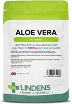 Lindens Aloe Vera 6000 mg en comprimidos | 90 Paquete