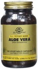Solgar Aloe Vera – 100 Cápsulas